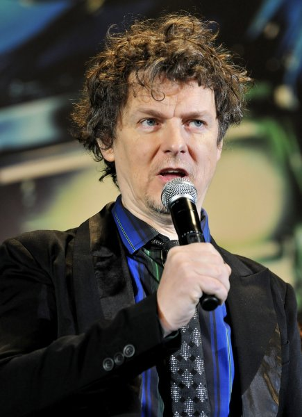 Director Michel Gondry attends the Japan premiere for the film Green hornet in Tokyo, Japan, on January 20, 2011. UPI/Keizo Mori