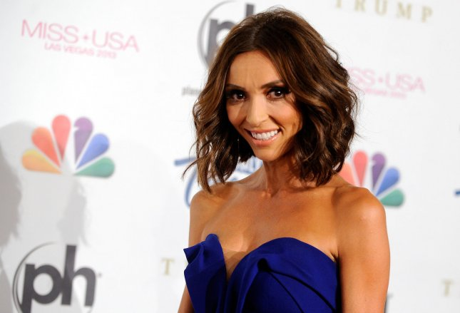 Television personality and pageant co-host Giuliana Rancic arrives at the 2013 Miss USA competition at the Planet Hollywood Resort and Casino in Las Vegas, Nevada on June 16, 2013. UPI/David Becker