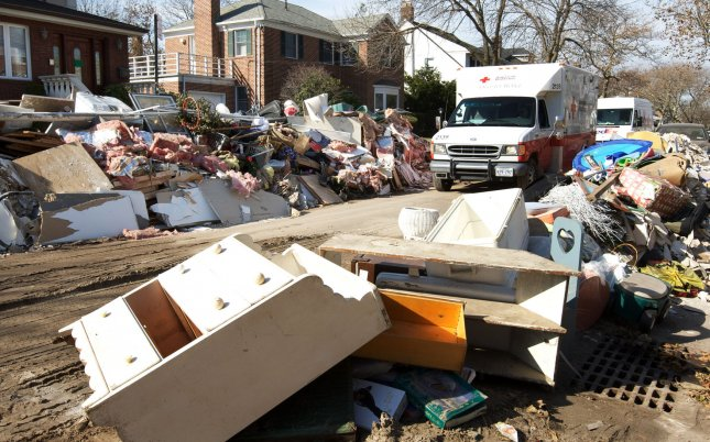 One year after Hurricane Sandy, depression down, anger up