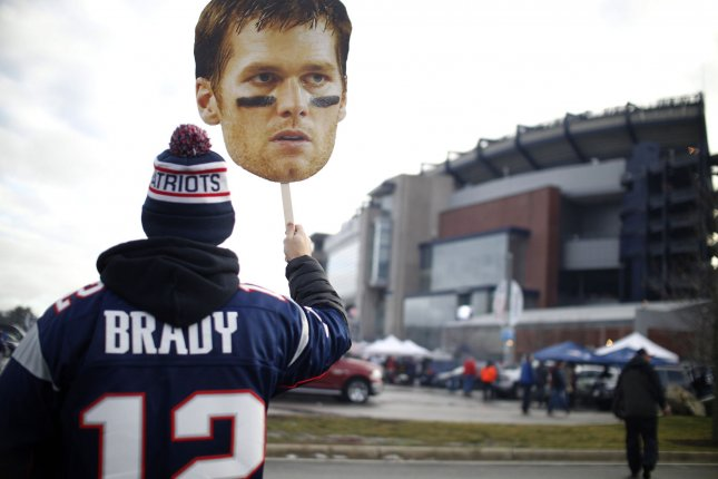 New England Patriots quarterback Tom Brady says he's trying to move on from Deflategate. File photo by Matthew Healey/UPI
