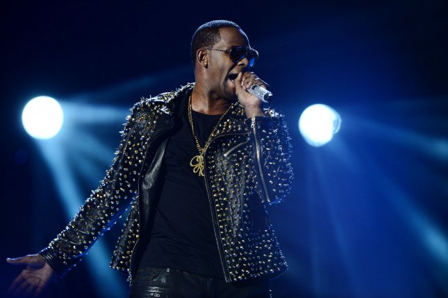 A federal judge on Tuesday that R. Kelly had not established compelling reasons to be granted temporary release from prison due to the COVID-19 outbreak saying he was not among those at greatest risk from the virus and remains a flight risk.File Photo by Jim Ruymen/UPI