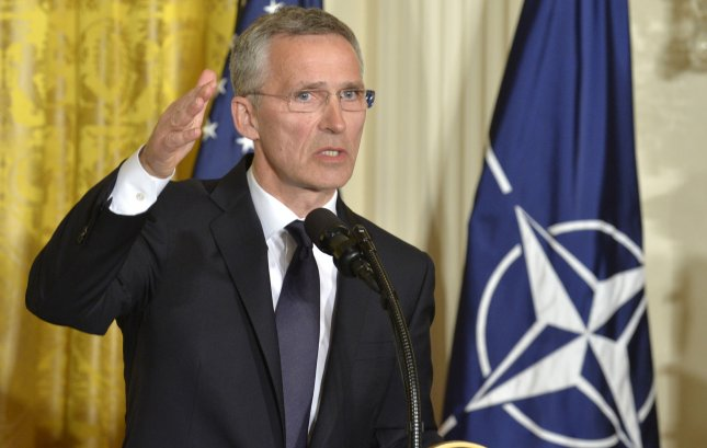 NATO Secretary General Jens Stoltenberg said the alliance plans to send an additional 3,000 troops to Afghanistan to train Afghan Special Operations Forces as part of its Resolute Support operation. Photo by Mike Theiler/UPI
