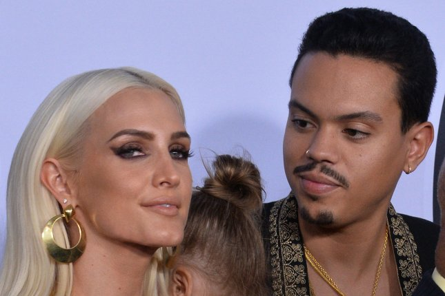 Ashley Simpson and Evan Ross will have an episode of MTV's Cribs. File Photo by Jim Ruymen/UPI