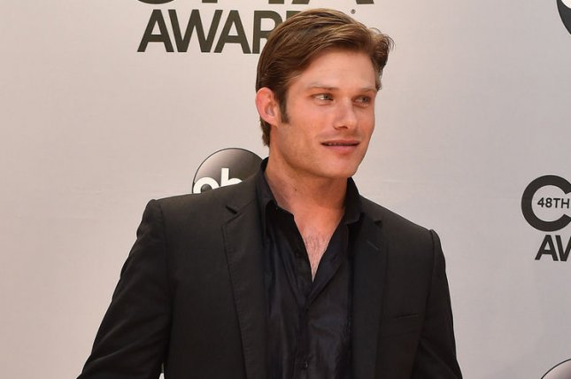 Chris Carmack tied the knot with singer Erin Slaver on Friday. File Photo by Kevin Dietsch/UPI