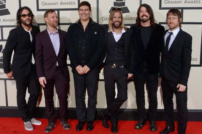 The Foo Fighters have released a new music video for their song Chasing Birds. File Photo by Jim Ruymen/UPI