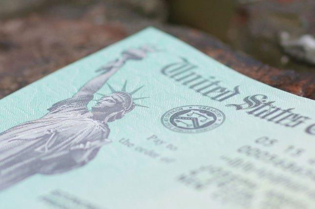 The first phase of refunds will go to Americans who are single or are married but filed separately. The second phase will include those with more complex tax returns. File Photo by John Angelillo/UPI