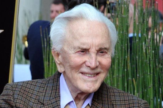 People magazine accidentally published an obituary for Kirk Douglas on its website, People.com. UPI/Jim Ruymen