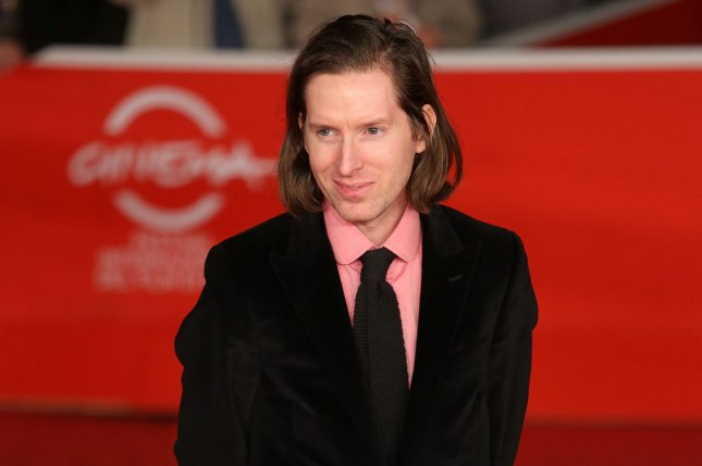 Wes Anderson arrives on the red carpet during the 8th annual Rome International Film Festival in Rome on November 13, 2013. UPI/David Silpa
