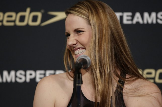 Missy Franklin to have lighter load in Rio