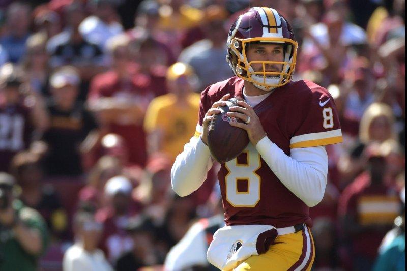 brand new 7e146 31343 Kirk Cousins: Washington Redskins disagree on value of ...