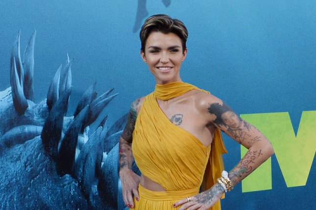 Actress Ruby Rose's Batwoman will be part of an epic, five-show crossover event in December and January. File Photo by Jim Ruymen/UPI