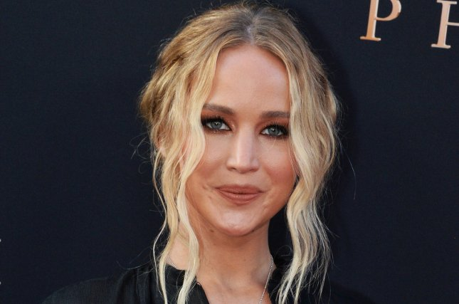 Actress Jennifer Lawrence married art dealer Cooke Maroney this weekend. File Photo by Jim Ruymen/UPI