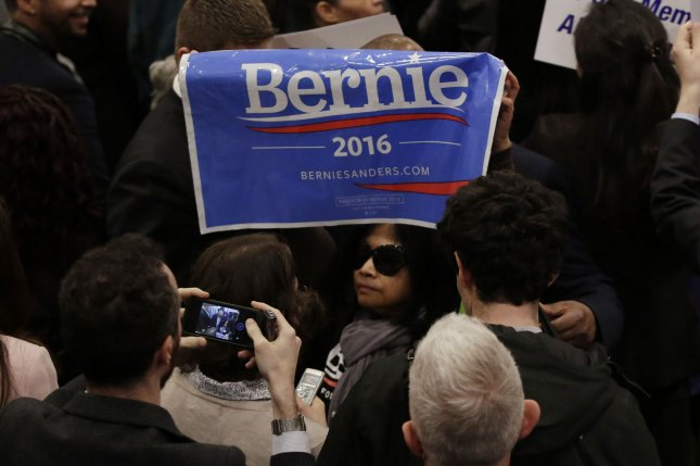 Poll: 1 in 4 Bernie Sanders supporters would not vote for Hillary Clinton