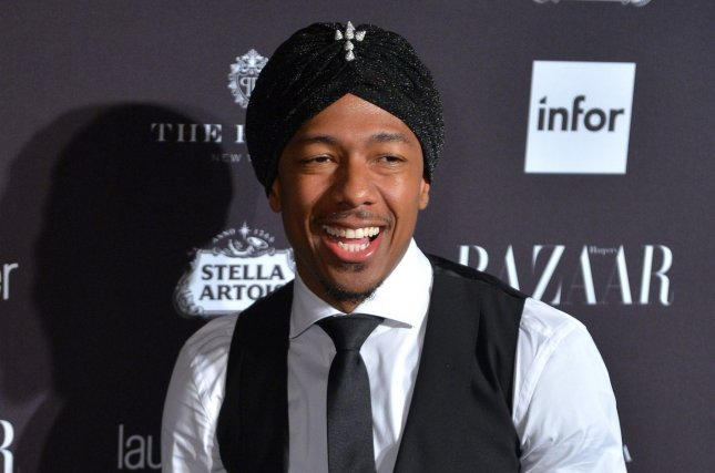 Nick Cannon and Abby De La Rosa welcomed twin sons, Zion Mixolydian and Zillion Heir, aka Zilly. File Photo by Andrea Hanks/UPI