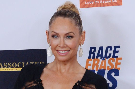 Kym Johnson at the Race to Erase MS gala on April 24, 2015. File Photo by Jim Ruymen/UPI