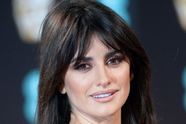 Penelope Cruz attends the EE British Academy Film Awards on February 12. File Photo by Paul Treadway/UPI