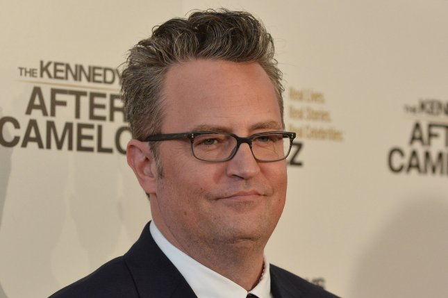 Matthew perry and the sex and the city star