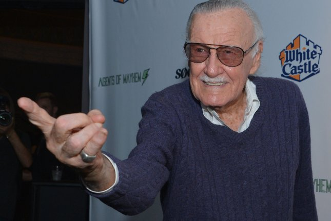 A public memorial is being planned for Stan Lee. File Photo by Jim Ruymen/UPI