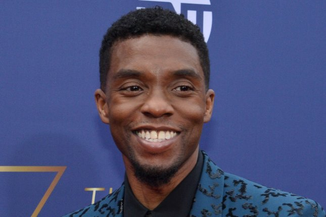 Late actor Chadwick Boseman was laid to rest near his hometown in South Carolina. File Photo by Jim Ruymen/UPI