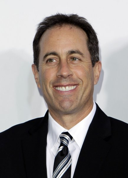 Jerry Seinfeld, George Lopez and Sofia Vergara are to be presenters at the CNN Heroes: An All Star Tribute show in Los Angeles, the cable network said. UPI/John Angelillo