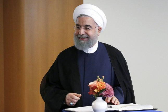 Iran accuses USA of 'grotesque' meddling