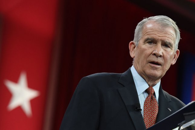 Retired Lt. Col. Oliver North will become the next president of the National Rifle Association, the group said Monday. File photo by Molly Riley/UPI