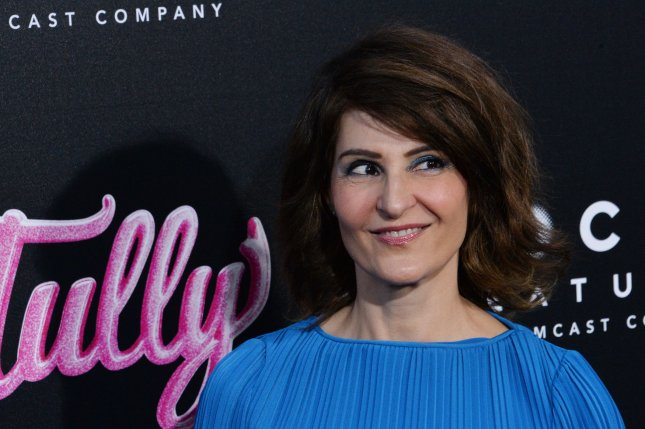 Nia Vardalos attends the premiere of Tully at Regal Cinemas LA Live in downtown Los Angeles on April 18, 2018. The actor turns 58 on September 24. File Photo by Jim Ruymen/UPI