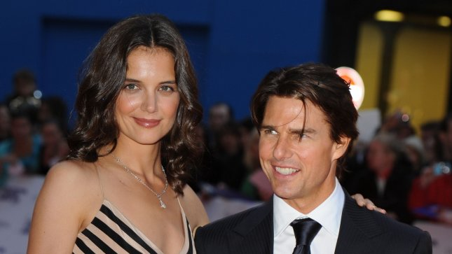 Katie Holmes filed for divorce in June from actor Tom Cruise after five years of marriage. UPI/Rune Hellestad