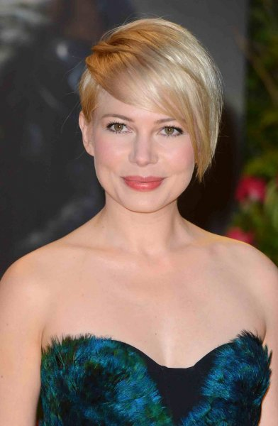 American actress Michelle Williams attends the The European premiere of Oz The Great And Powerful at The Empire Leicester Square in London on February 28, 2013. UPI/Paul Treadway