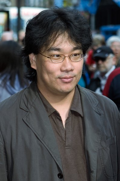 South Korean director Bong Joon Ho arrives for the opening of his film The Host at the 2006 Vancouver International Film Festival (VIFF) in Vancouver, British Columbia, September 30, 2006. TNT has ordered a pilot based on his 2013 movie Snowpiercer. File Photo by Heinz Ruckemann/UPI