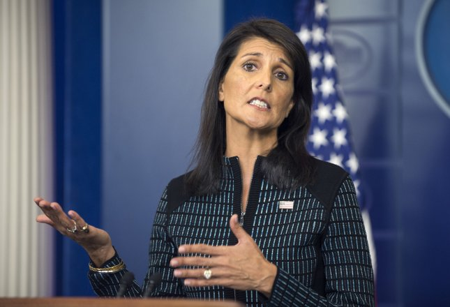 Haley: 'Plenty' of military options available for dealing with North Korea