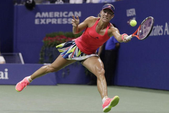 Angelique Kerber Celebrates Birthday By Advancing In Australia Upi Com