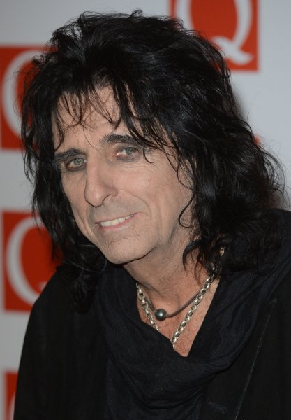 American singer Alice Cooper is to play King Herod in NBC's staged concert version of Jesus Christ Superstar. File Photo by Rune Hellestad/UPI