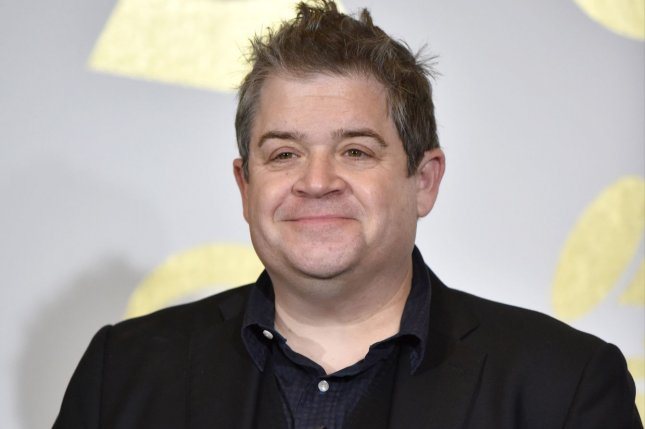 Patton Oswalt praised Michelle McNamara after her book I'll Be Gone in the Dark debuted at No. 1 on the New York Times bestseller list. File Photo by Christine Chew/UPI