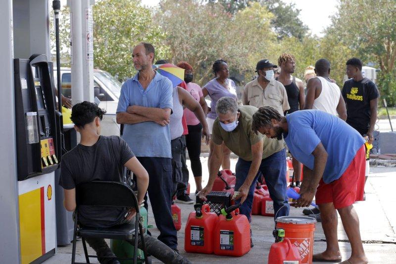 Joe Biden tours devastation from Hurricane Ida in Louisiana