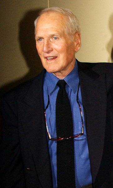 Actor Paul Newman, seen in a April 21, 2005 file photo in New York City, died at the age of 83 of cancer in New Haven, Connecticut on September 27, 2008. (UPI Photo/Ezio Petersen/FILES)