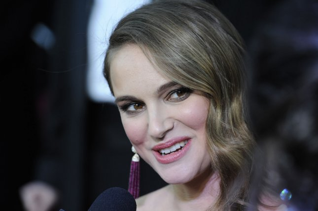 Natalie Portman at the 83rd annual Academy Awards on February 27, 2011. Portman has given birth to a son. UPI/Phil McCarten