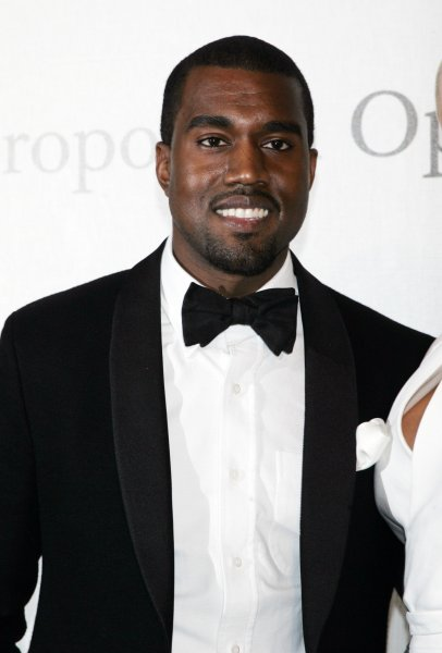Kanye West arrives for the 125th Anniversary Gala of the Metropolitan Opera at the Metropolitan Opera House at Lincoln Center in New York on March 15, 2009. Photo by Laura Cavanaugh/UPI