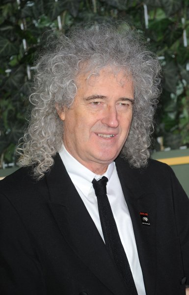 Queen guitarist Brian May said on his website Wednesday that Donald Trump did not have permission to use the band's song, We Are the Champions at his political rally. The musician responded after receiving multiple letters about it on his website. File Photo by Paul Treadway/UPI