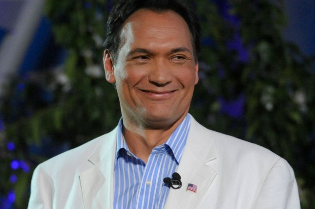 Star Wars prequel actor Jimmy Smits hosts the Capitol Fourth 2010 rehearsal on the National Mall in Washington on July 3, 2010. File Photo by Alexis C. Glenn/UPI