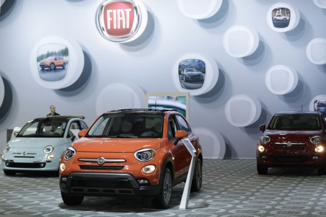 The UAW and Fiat Chrysler Automobiles announced Saturday they've reached an agreement that will add 8,000 over the next four years. File Photo by John Angelillo/UPI