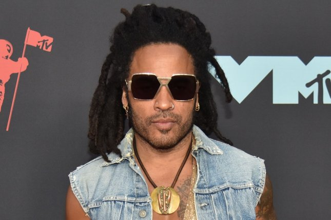Lenny Kravitz will release a memoir in October that covers the first 25 years of his life. File Photo by Serena Xu-Ning/UPI