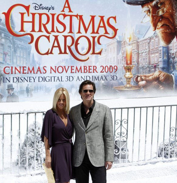 a christmas carol still resonates because of redemption theme actress jenny mccarthy and actor jim carrey arrive at a photocall for the film a christmas - What Is The Theme Of A Christmas Carol