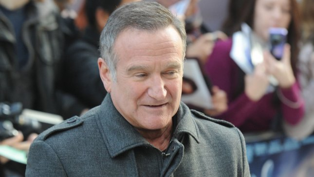 American actor Robin Williams attends the premiere of Happy Feet Two at Empire, Leicester Square in London on November 20, 2011. UPI/Rune Hellestad