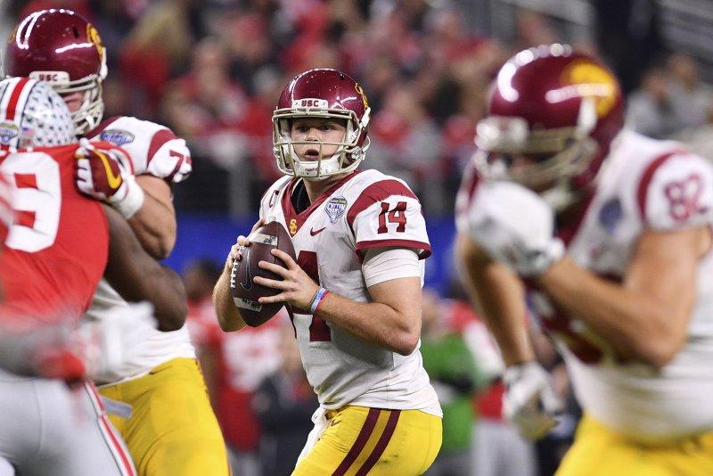 Buffalo Bills to work out USC QB Sam Darnold on Friday
