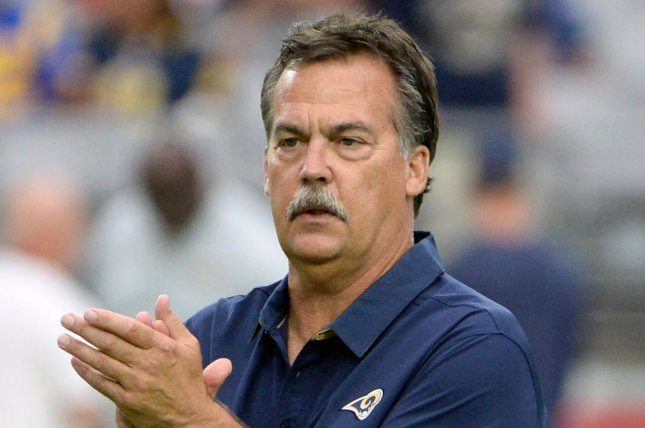 Former Nfl Head Coach Jeff Fisher To Serve As Analyst For