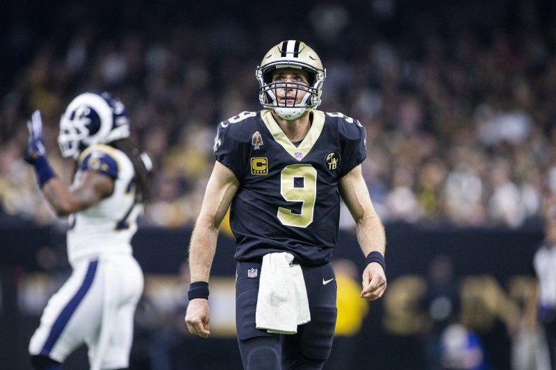 New Orleans Saints quarterback Drew Brees is entering his 19th season ea6d435c8