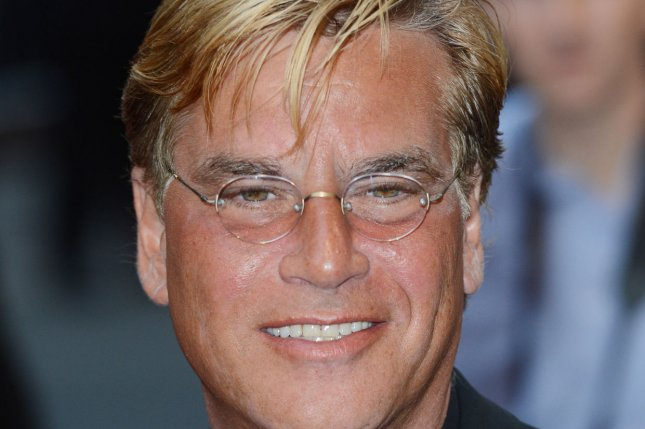 Aaron Sorkin, pictured here in 2012, is criticizing the media's handling of information leaked in the Sony hack attack. UPI File Photo