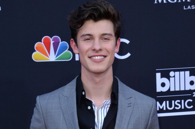 Shawn Mendes took home four awards Sunday at the iHeartRadio MMVAs. File Photo by Jim Ruymen/UPI