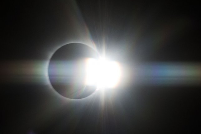 A solar eclipse is often accompanied by a sudden wind shift. Now, scientists know why. File photo by Joe Marino/UPI